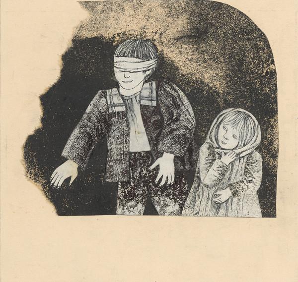 Běla Kolčáková – Hra na slepú babu