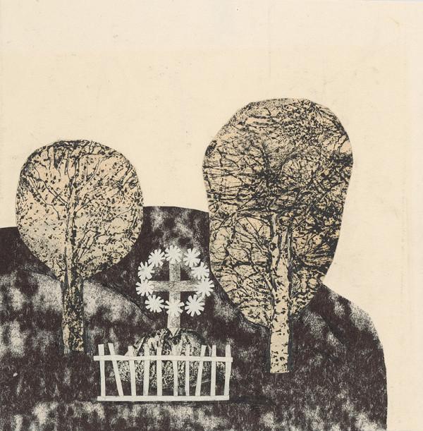 Běla Kolčáková – Marusiin hrob