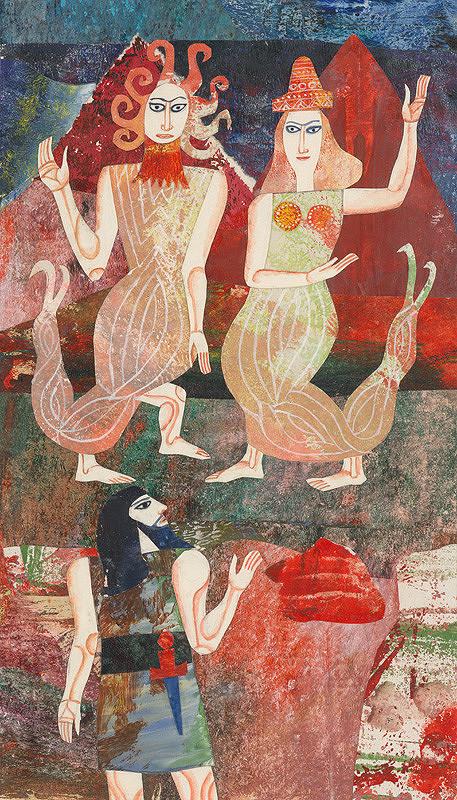 Běla Kolčáková - Gilgameš a šťúroľudia