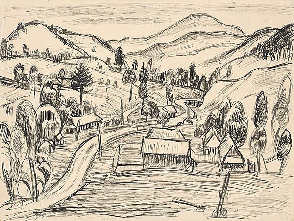 Ernest Zmeták – Zázrivská krajina