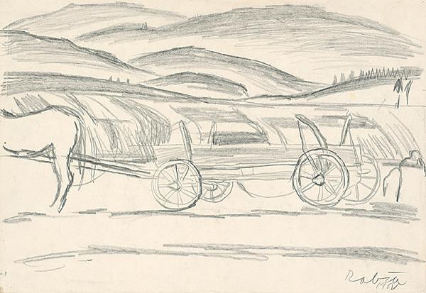 Ernest Zmeták – Voz v poli