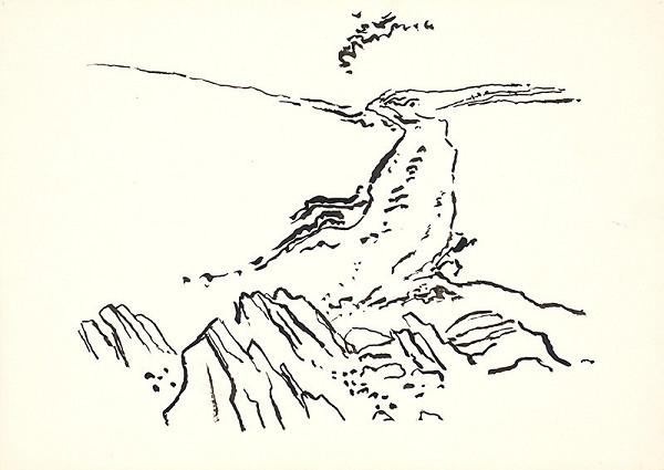 Fero Kráľ – Kresba z Oravy XXI.