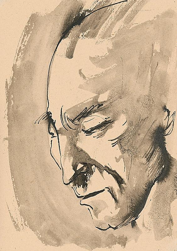 Ernest Špitz – Starý artista