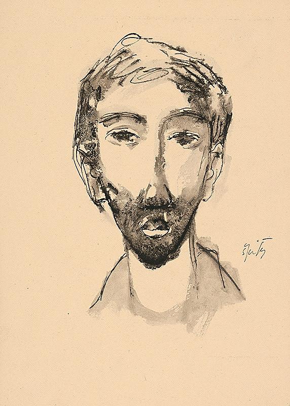 Ernest Špitz - Hlava muža VI.