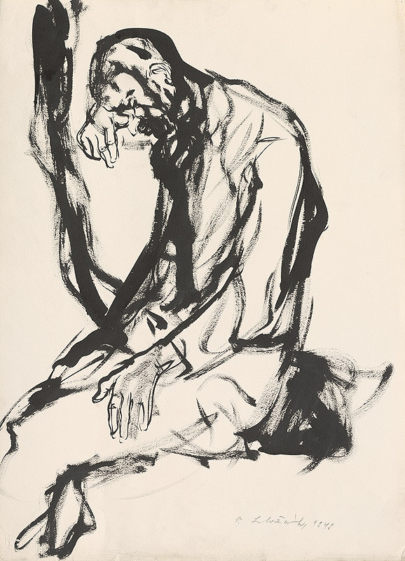 Vincent Hložník - Žobrák