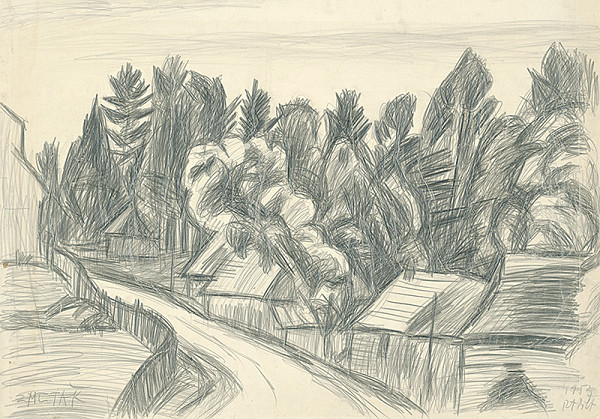 Ernest Zmeták – Cesta na Sihelné