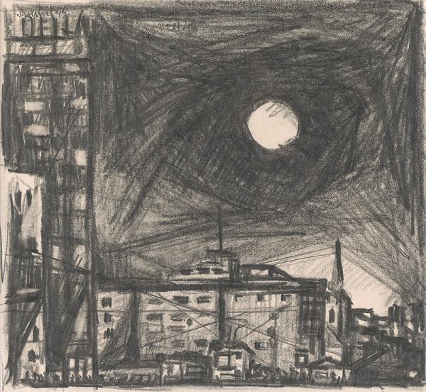 Viliam Chmel - Mesiac nad mestom II.