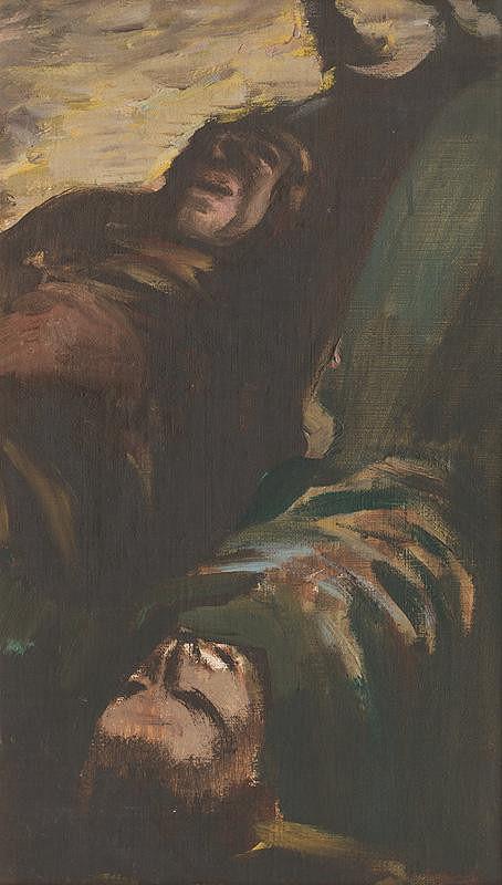 Ferdinand Hložník – Mŕtvi partizáni