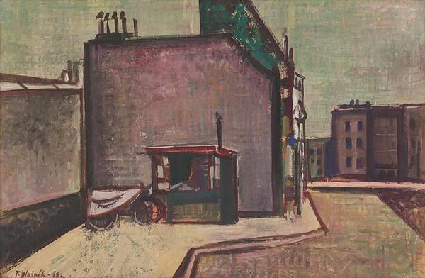 Ferdinand Hložník - Ticho