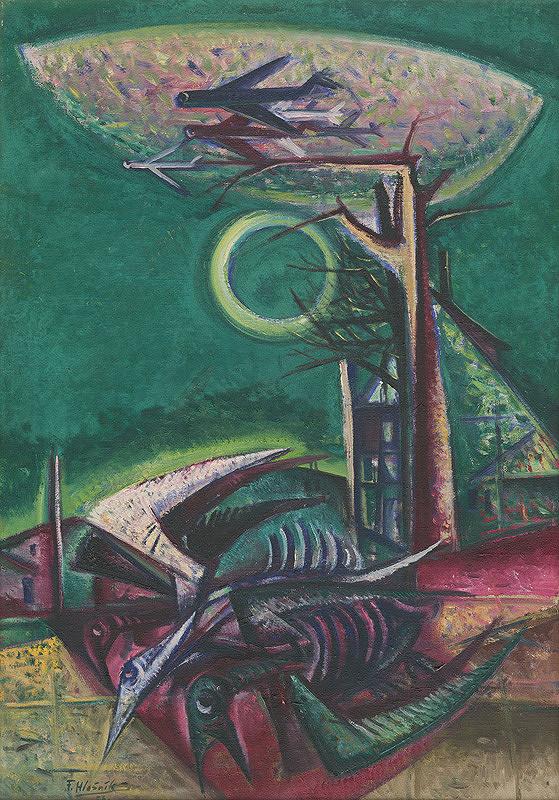 Ferdinand Hložník – Mŕtvi vtáci