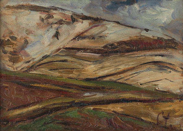 František Studený – Krajina v Tisovci