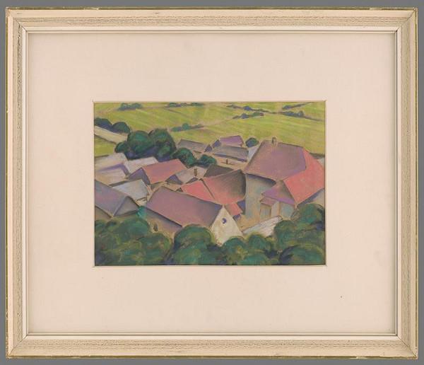Edmund Gwerk - Krajina z južného Slovenska