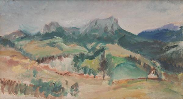 Viliam Chmel - Oravská krajina