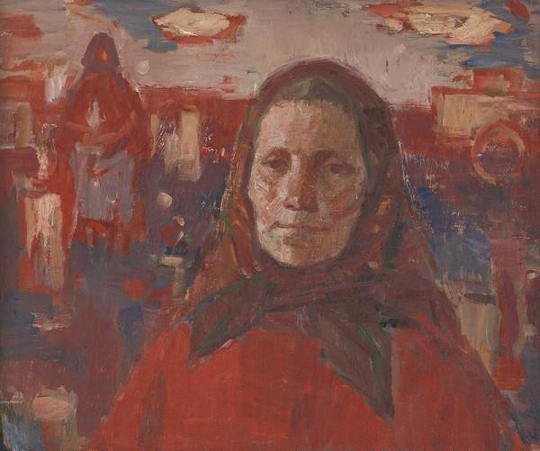 Mária Medvecká - Jeseň