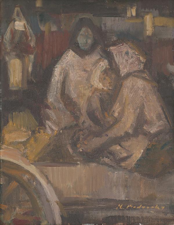 Mária Medvecká – Na voze