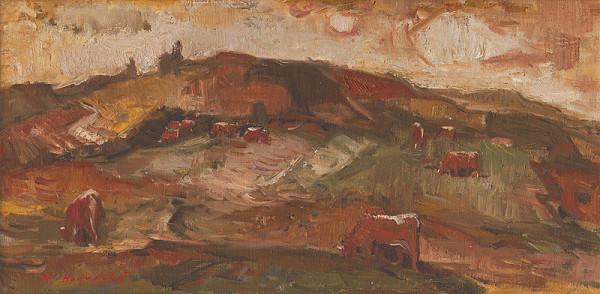 Mária Medvecká – Jeseň