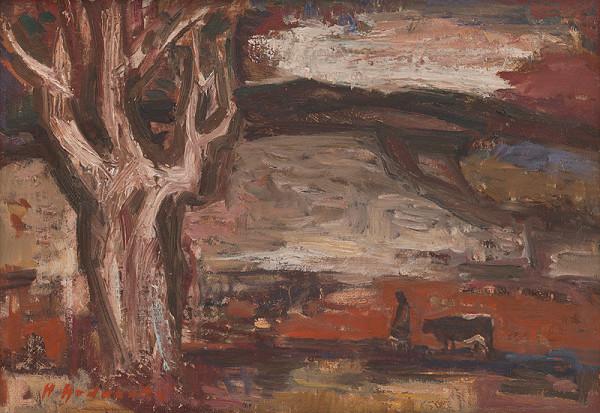 Mária Medvecká - Vyschnutý strom