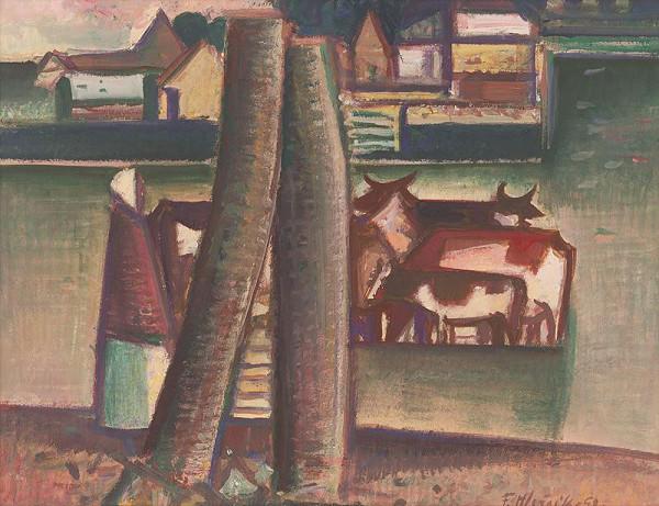 Ferdinand Hložník – Na kompe