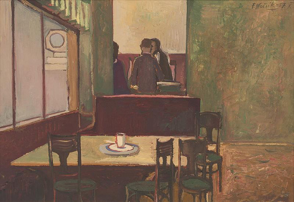 Ferdinand Hložník – Prázdny stôl