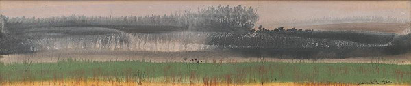 Július Nemčík – Sivé jazero