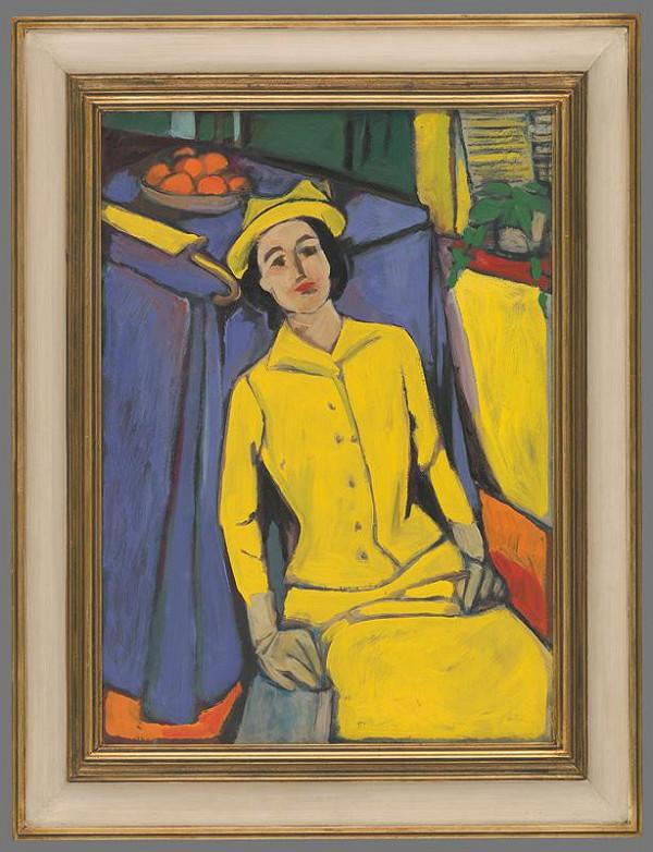 Eugen Nevan – V žltom kostýme