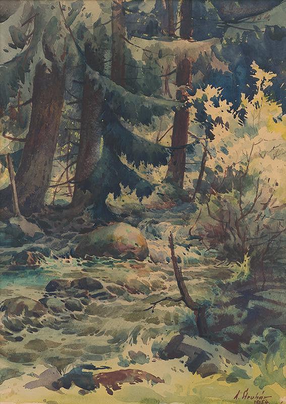 Alojz Struhár - Oravica