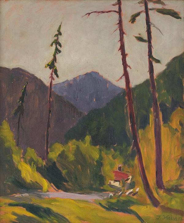 Jozef Kollár - Osamelé stromy