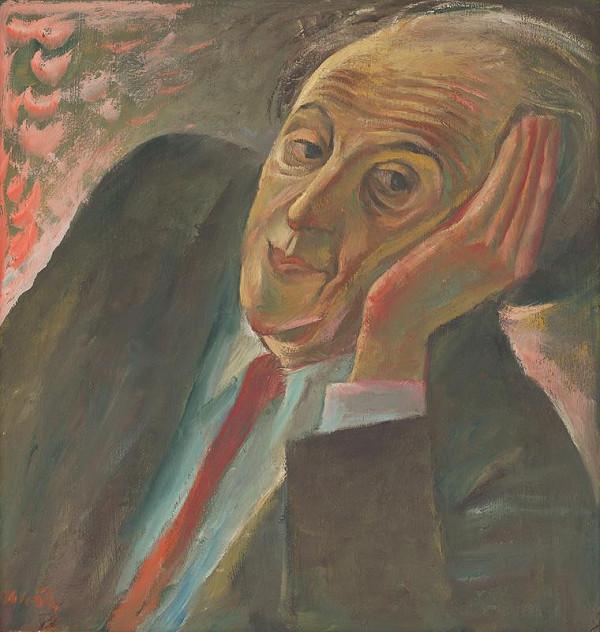 Ignác Kolčák - Portrét T.H.Florina