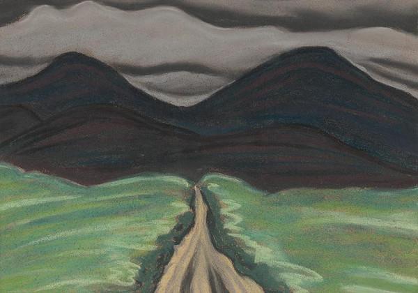 Edmund Gwerk - Cesta do hôr