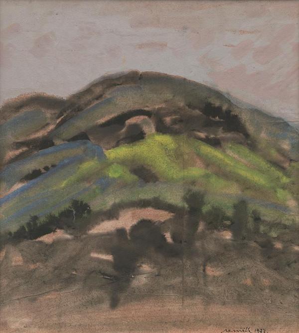 Július Nemčík – Pod horami