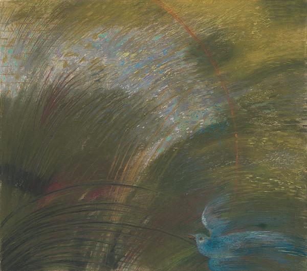 Alžbeta Štefunková-Szabová – Prelet cez vlaňajšiu trávu