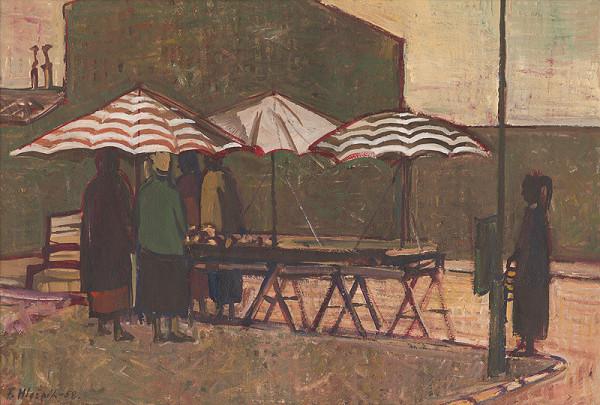 Ferdinand Hložník – Na trhu II.