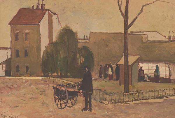 Ferdinand Hložník – Na ulici