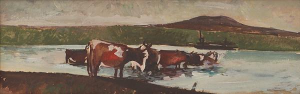Ferdinand Hložník – Pri vode