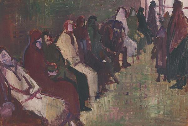Ferdinand Hložník - V čakárni
