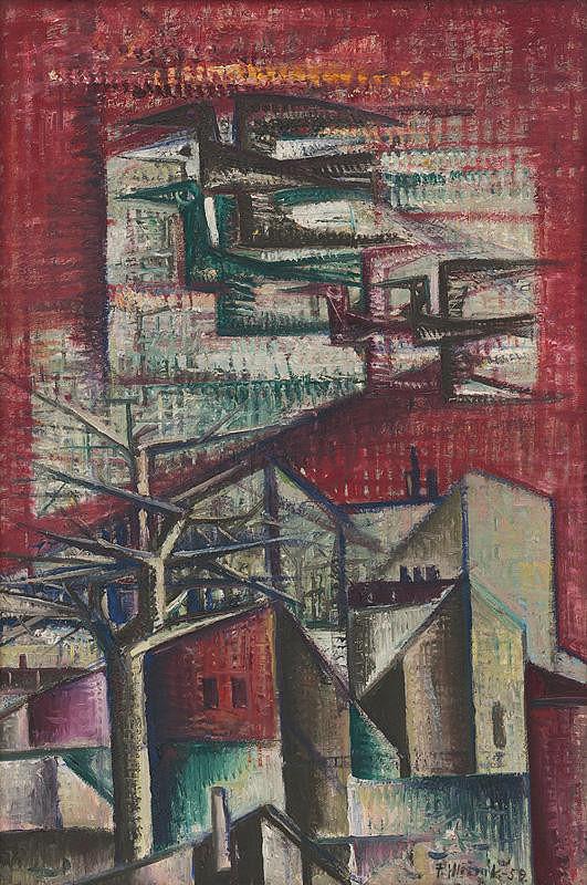 Ferdinand Hložník - Vtáci
