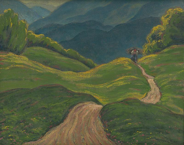 Edmund Gwerk – Medzi horami