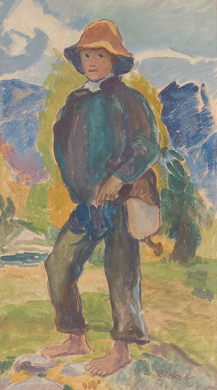 Peter Július Kern – Pastierik