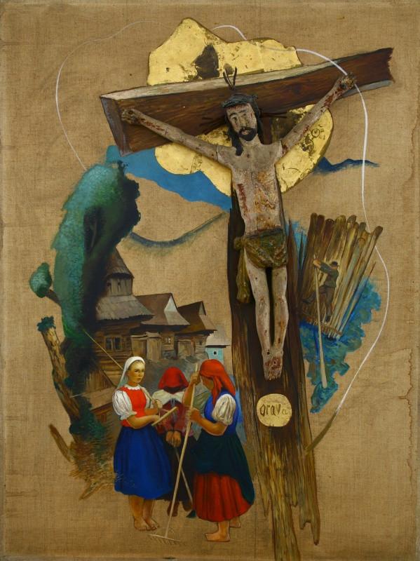 Imrich Weiner-Kráľ – Orava, 1936, Oravská galéria