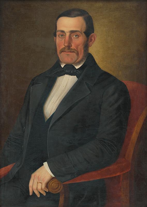 Peter Michal Bohúň - Podobizeň Samuela Ballu