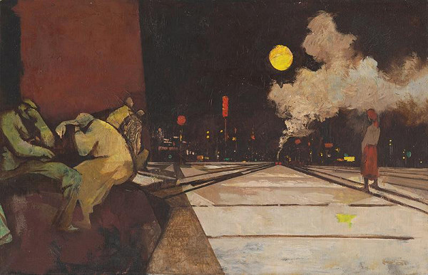František Kudláč - Nočný rýchlik
