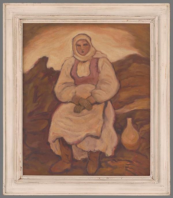Janko Alexy – Žena s džbánom
