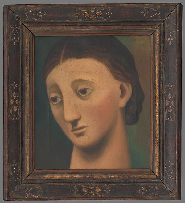 Ester Šimerová-Martinčeková – Vymyslený portrét