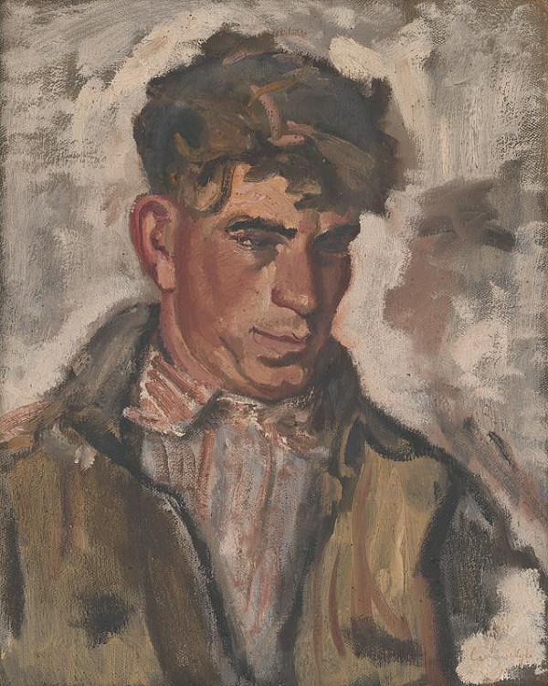 Ladislav Čemický – Portrét robotníka