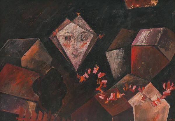 Svetozár Abel – Šarkan nad dedinou