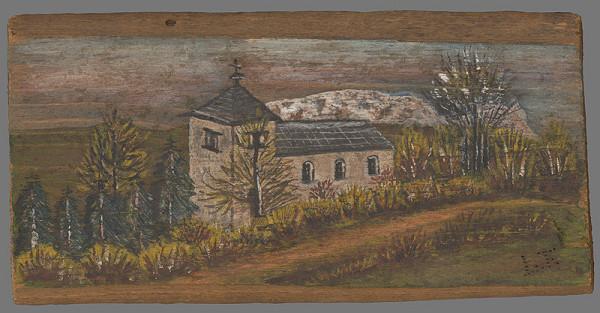 Leonard Franček - Vyšnokubínsky kostol