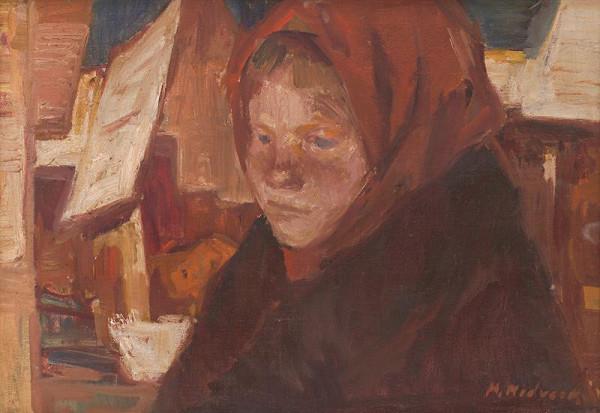 Mária Medvecká - Prvý sniežik