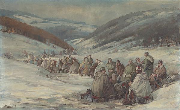 Ferdinand Hložník - Odpočinok