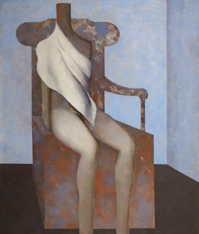 Milan Paštéka – Torzo, 1983, Oravská galéria