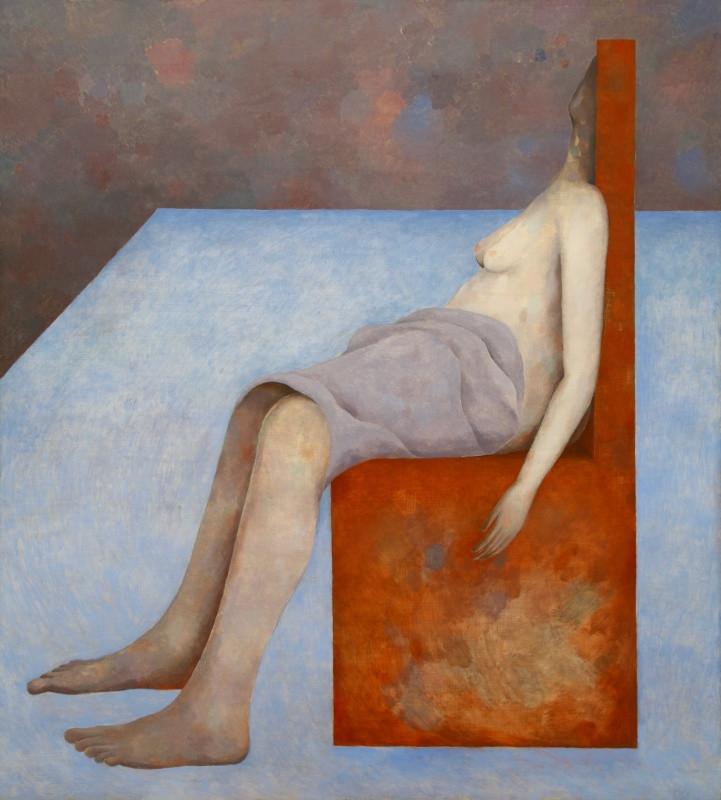 Milan Paštéka – Materstvo, 1983, Oravská galéria